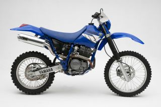 DG O Series Slip on Exhaust Yamaha TT R250 DG 03 4250