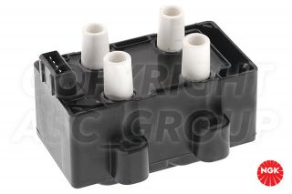 New NGK Ignition Coil Pack Renault Megane MK 1 2 0 Roadster Convertable 1997 99