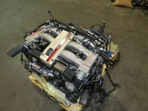 JDM Nissan 300zx VG30DETT Twin Turbo Engine JDM 90 96 Fairlady Z32 VG30 A T ECU