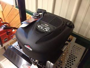 New Briggs and Stratton Quantum LSQ 6 5 HP Vertical Shaft Engine