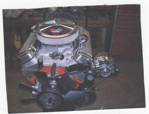 ZZ502 BB Chevy BBC 502 Gen VI Big Block Chevy Complete Engine with Upgrades 600H