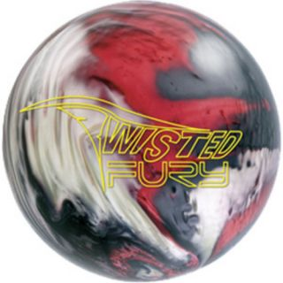 Brunswick Twisted Fury Bowling Ball 16lb