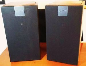 Vintage 100 Watt Altec Lansing Bookshelf Speakers