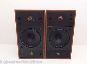 Celestion SL6 Stereo Bookshelf Speakers UK Audiophile Classics