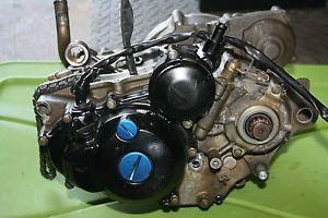 Rebuilt 2005 Yamaha YFZ 450 Bottom End Crankcases Engine Motor