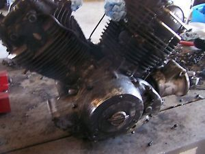 Yamaha Virago Complete Engine Camshaft Motor XV700 700 84 85 1984 1985 86 1986