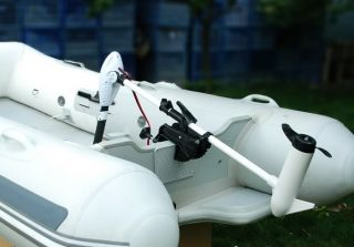 40 lbs Electric Inflatabel Boat Trolling Motor Outboard