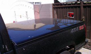 Chevy Silverado 454SS GMC Sierra 1500 Short Bed Fiberglass Tonneau Cover 454 SS