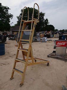 F104 Aircraft Ladder Boarding Ladder Military Pilot Gear Jet Engine