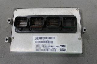 04 Jeep Liberty 3 7L MT PCM ECU ECM Engine Computer Control Unit 209 56044209AH