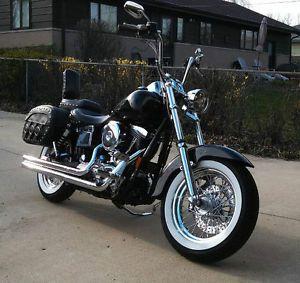 1996 Harley Davidson Dyna Wide Glide Custom New Parts