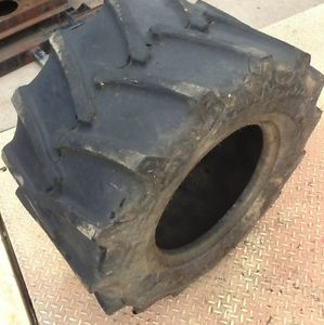 Firestone 31x15 5 15NHS Ditch Digger Tires Ditch Witch Floatation
