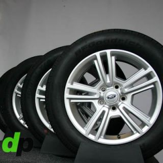 "17"" Ford Mustang Factory OEM Wheels Rims BFGoodrich Tires 2005 2012 3808"