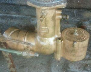 Old Stromberg M 5 Carburetor Brass Antique Tractor Car Truck Gas Engine Hit Miss