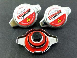 Stainless Steel Performance Radiator Cap 1 1 KG CM2 Toyota Lexus Honda Acura