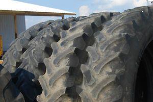 14 9 46 380 90 R46 Firestone Radial 4 Tires Case IH John Deere Sprayer Tires