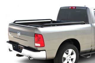 92 11 Ford Ranger 7 ft Box Stake Pocket Bed Rails Black Truck Bed Accessories