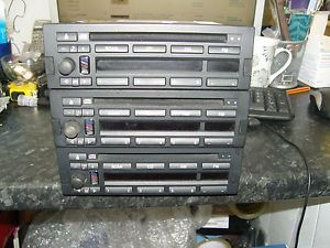 BMW Business CD43 CD Radio Player with Code E36 E34 E32 E31​ E30 Z1 Z3 Blaupunkt