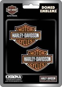 Harley Davidson Decal Chroma Graphics 5507