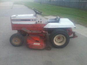 Gravely 816 Tractor with 50 inch Mower Deck