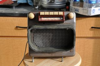 1947 1953 Chevrolet Vintage Truck Radio