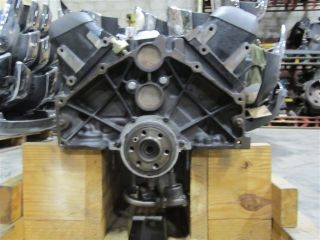 GM Engine 4 3 V6 Vortec 090 Long Block with Heads Factory Brand New