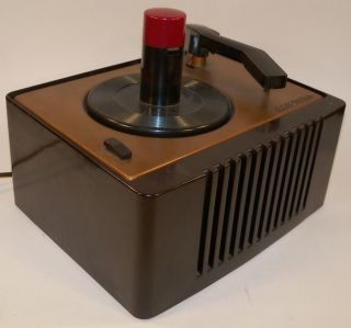 RCA Victor 45 RPM Record Player Model 45 EY 2