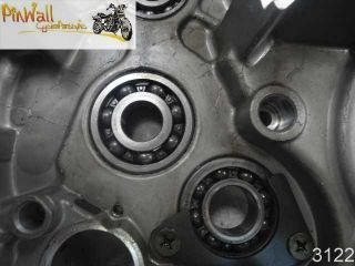 02 Yamaha Big Bear 400 YFM400 Engine Cases Crankcase
