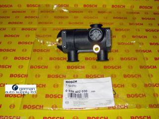 Mercedes Benz Fuel Injector Pump Shutoff Valve Bosch 0928402030 New MB