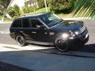 "Iforged 22"" Wheels Rims for Range Rover HSE Sport HRE asanti Forgiato MHT"