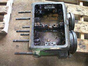 1957 John Deere 720 Diesel Tractor Engine Block
