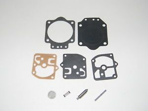 Carb Carburetor Rebuild Kit for McCulloch 610 Chainsaw Replaces Zama RB 18