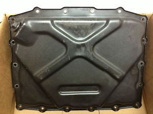 Jaguar X308 XJR XJ8 Engine Oil Pan Lower Motor Tray Reservoir w Drain Plug Bolt