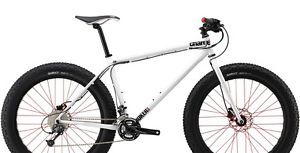 New Charge Cooker Maxi Fat Tire Bike Snow Bike Size s M L