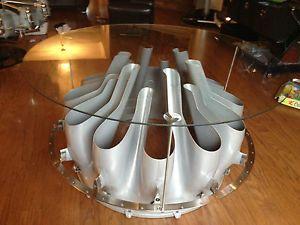 Jet Engine Mixer Table DC9 JT8D