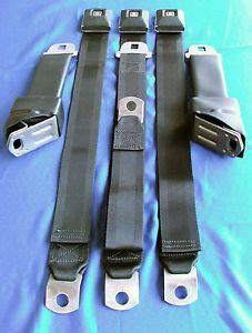 1967 1972 Chevy GMC Truck Seat Belts Restored