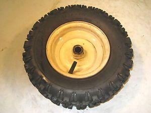 Snow Blower Wheels Tires
