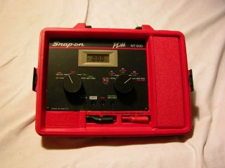 Snap on PDM MT500 Tach Dwell Amp Volt Duty Cycle Meter