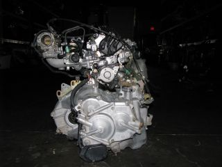 JDM Honda F22B Engine and Auto Transmission 1994 1995 Accord Odyssey F22B2