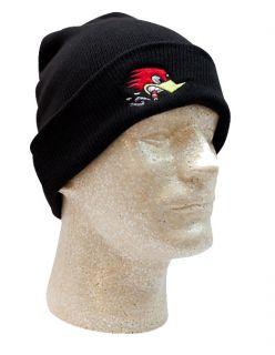 Clay Smith Beanie Mr Horsepower Woodpecker Rat Hot Rod Custom Vtg Style Hat
