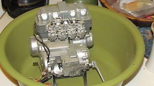Honda CB 750 Dream Four Cylinder Model Motorcycle Engine 1 3 Scale