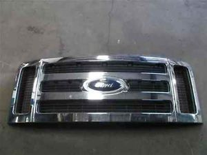 2008 2010 Ford F250 Super Duty Grille Chrome LKQ