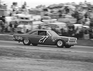 A J Foyt 1967 Riverside Motor Trend 500 35mm Negative Slide