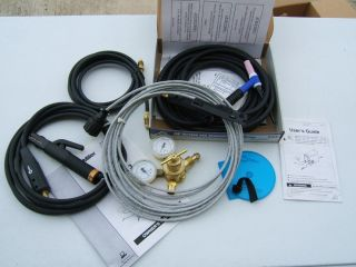 Miller TIG or Stick Welder Torch Regulator Accessory Kit