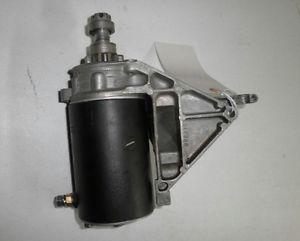 317328 Electric Starter and Bracket Johnson Evinrude Outboard Motor Rebuilt