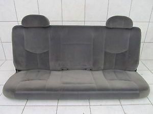 Chevy GMC Truck Seats