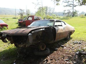 1970 1971 70 71 Ford Torino GT Ranchero Headlight Ring Parts Car