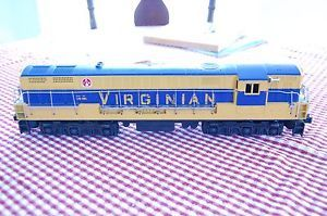 Lionel Postwar Virginian Fairbanks Morse 2322 Train Master Diesel Engine