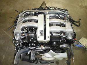 Nissan 300zx Fairlady Z JDM VG30DE Non Turbo Engine VG30 de Motor Long Block