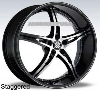 "22"" CV14 BD for Mercedes Benz Wheels Rims s CL GL AMG ml GL Class"